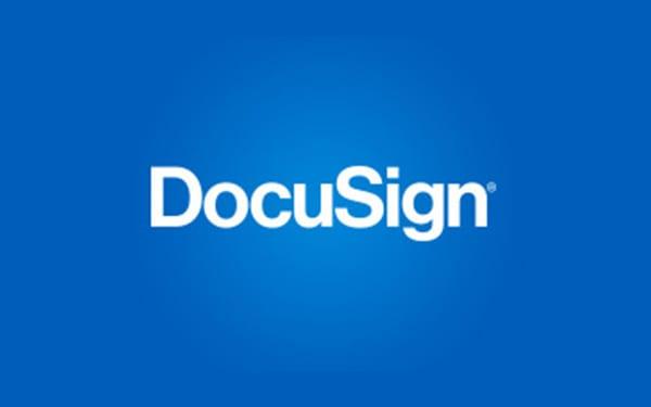 Label DocuSign