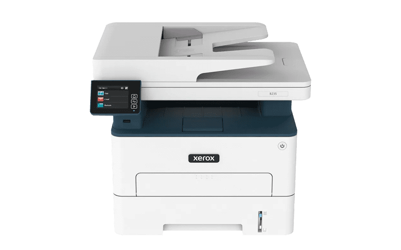 Imprimante Xerox® B235 Multifonction vue de face